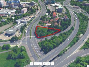 Prodej pozemku 2604 m², Praha 4 - Chodov