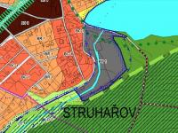 Prodej pozemku 14036 m², Kamenice