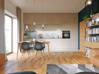 Prodej bytu 3+kk v osobním vlastnictví 94 m², Praha 6 - Břevnov