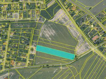 Prodej pozemku 5609 m², Kamenný Újezd