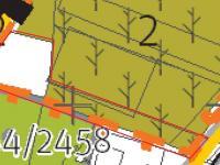 nový metropolitní plán - Prodej pozemku 2811 m², Praha 4 - Braník