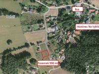 Prodej pozemku 990 m², Pohoří