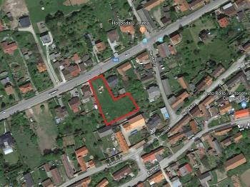 Prodej pozemku 2223 m², Vráž