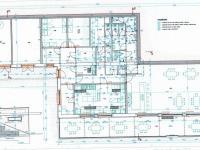 plánek restaurace - Prodej domu v osobním vlastnictví 690 m², Horní Stropnice