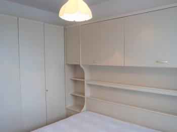 Ložnice - Pronájem bytu 3+1 v osobním vlastnictví 77 m², Praha 5 - Hlubočepy