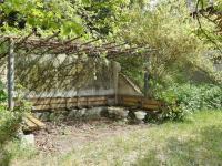 posezení na terase - Prodej chaty / chalupy 98 m², Košátky