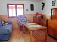obývací pokoj - Prodej chaty / chalupy 98 m², Košátky