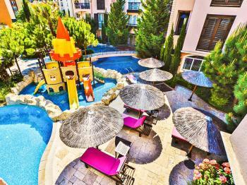 Prodej bytu 3+kk v osobním vlastnictví 77 m², Sluneční pobřeží