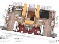 Dům A podkroví - Prodej domu v osobním vlastnictví 241 m², Psáry