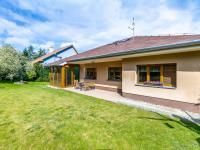 Zahrada - Prodej domu v osobním vlastnictví 241 m², Psáry