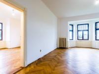 Obývací pokoj - Prodej bytu 3+1 v osobním vlastnictví 118 m², Praha 4 - Lhotka