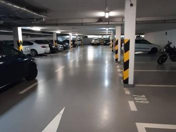 Prodej garážového stání 13 m², Praha 9 - Hostavice
