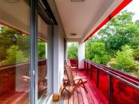Terasa - Prodej bytu 2+kk v osobním vlastnictví 41 m², Praha 4 - Modřany