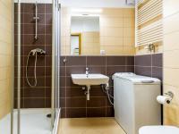 Koupelna - Prodej bytu 2+kk v osobním vlastnictví 41 m², Praha 4 - Modřany