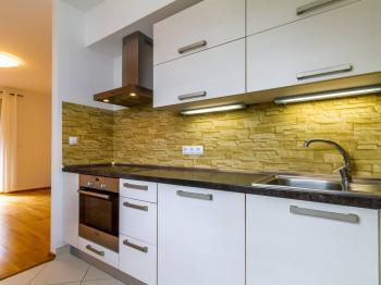 Kuchyňský kout - Prodej bytu 2+kk v osobním vlastnictví 41 m², Praha 4 - Modřany