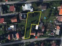Prodej pozemku, 1050 m2, Praha 9 - Třeboradice