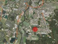 Prodej pozemku 2416 m², Hradec Králové