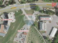 lokalizace (Prodej pozemku 20717 m², Pardubice)