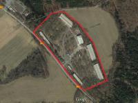 Prodej skladovacích prostor 77629 m², Třemošnice
