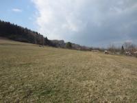 Prodej pozemku 2950 m², Semanín