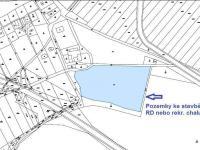 Prodej pozemku 1018 m², Gruna