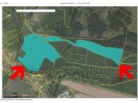 Prodej pozemku, 274484 m2, Borovnice
