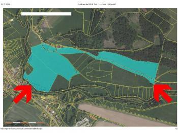 Prodej pozemku 274484 m², Borovnice