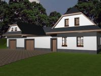 Prodej domu v osobním vlastnictví 320 m², Gruna