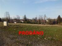 Prodej pozemku 1226 m², Borová