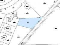 Prodej pozemku 1313 m², Chotěboř