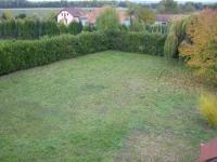 Zahrada z terasy (Prodej domu v osobním vlastnictví 250 m², Čankovice)