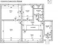 Přízemí (Prodej domu v osobním vlastnictví 250 m², Čankovice)