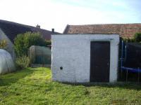 Zděná kůlna (Prodej domu v osobním vlastnictví 250 m², Čankovice)