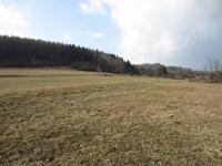 Prodej pozemku 1035 m², Semanín
