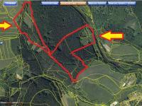 Prodej pozemku 128066 m², Koroužné
