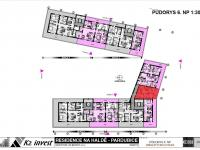 Prodej bytu 2+kk v osobním vlastnictví 64 m², Pardubice