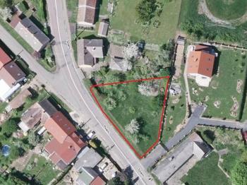 Prodej pozemku 792 m², Prachovice