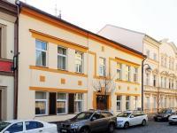 Prodej nájemního domu 500 m², Pardubice