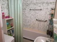 Koupelna (Prodej bytu 3+1 v osobním vlastnictví 75 m², Chrudim)