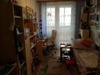 Pracovna s lodžií (Prodej bytu 3+1 v osobním vlastnictví 75 m², Chrudim)