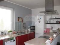 kuchyňský kout (Prodej domu v osobním vlastnictví 90 m², Dřenice)