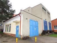 Pronájem skladovacích prostor 206 m², Moravská Třebová