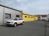 Sklady 460 m2 (Pronájem komerčního objektu 4652 m², Blešno)