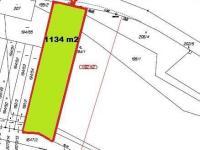 Prodej pozemku 1134 m², Linhartice