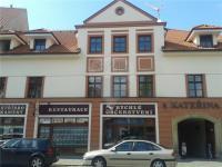 Pronájem bytu 2+kk v osobním vlastnictví 49 m², Chrudim