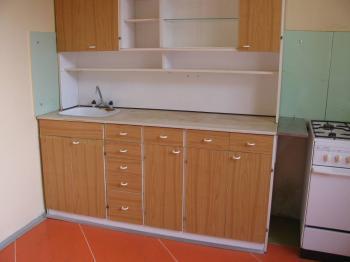 kuchyň - Prodej bytu 2+1 v družstevním vlastnictví 65 m², Praha 10 - Vršovice