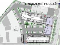 Prodej obchodních prostor 213 m², Pardubice