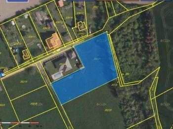 Prodej pozemku 1603 m², Bylany