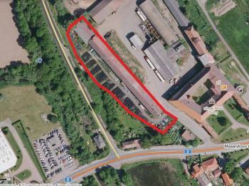 Prodej komerčního objektu 1158 m², Rataje nad Sázavou