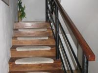 schodiště byt 2 - Prodej komerčního objektu 500 m², Hlinsko